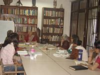 Sanskrit Class at Manana