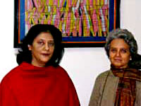 Ms. Anshu Dogra and Ms. Veena Sachdev