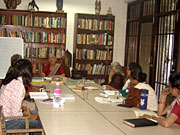 Sanskrit class