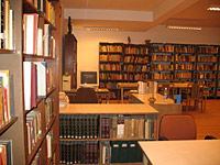 Library at Manana